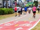 Projeto Verão Vivo e ciclofaixas são opção de lazer para o final de semana