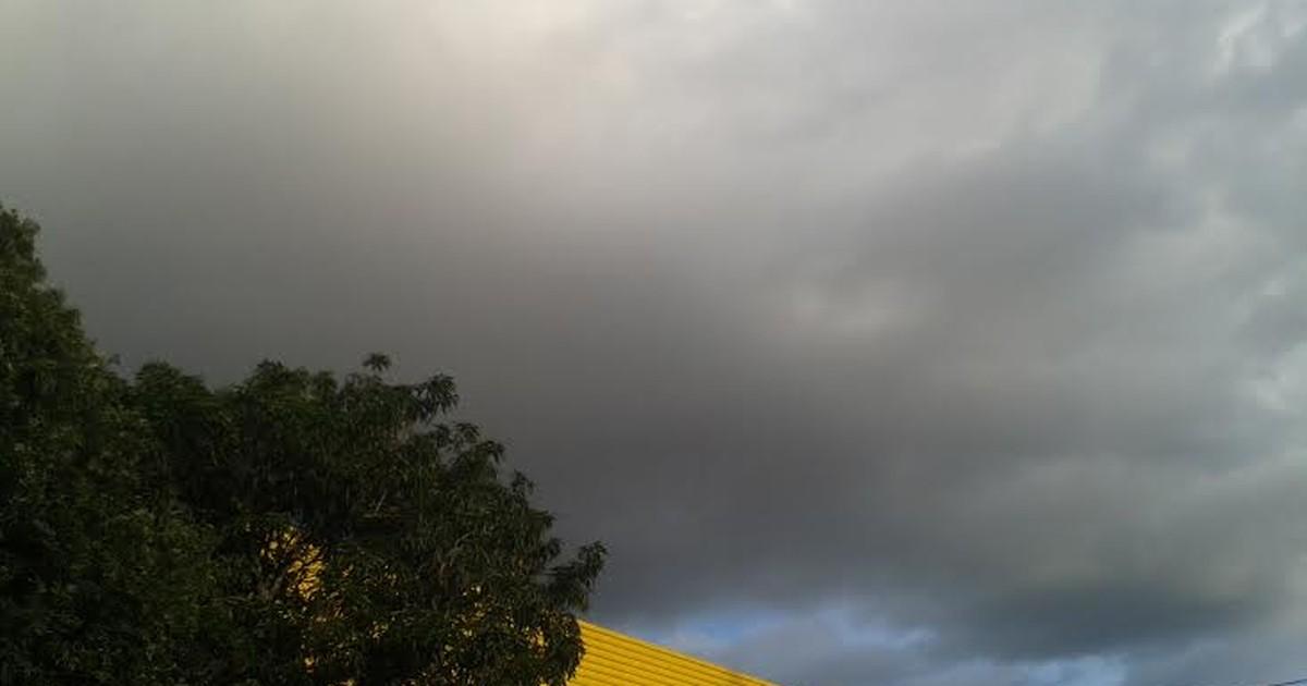 Previsão continua sendo de tempo instável em RO, segundo o Sipam - Globo.com
