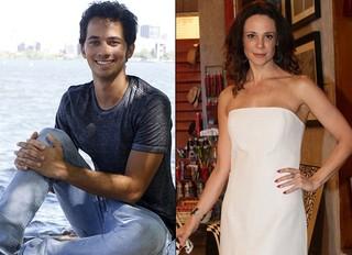 Gabriel Falcão e Vanessa Gerbelli (Foto: EGO e Fotorio News)