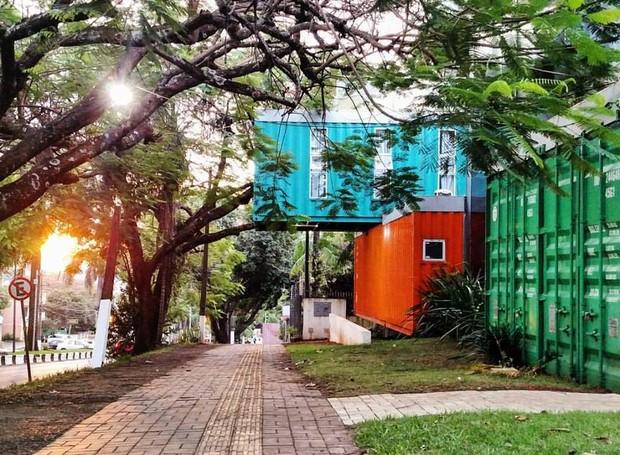 hostel-feito-com-containers (Foto: Reprodução/Tetris Hostel)