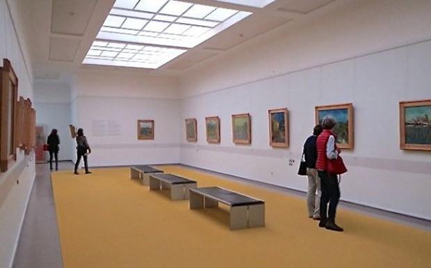 Museu Kreller- Mller, na Holanda. Por 40 Forever (Foto: Reproduo / 40 Forever)