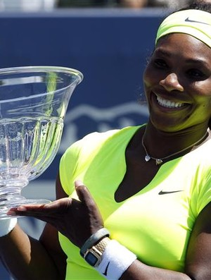Serena Willians Stanford (Foto: Reuters)