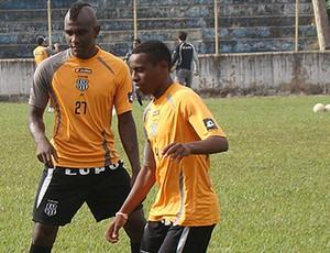 Jogadores da base da Ponte Preta (Foto: Divulgação)