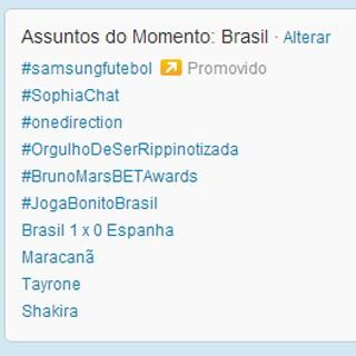 Shakira (Foto: Reprodução/Twitter)
