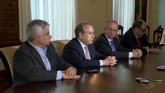 Governo do ES e Vale discutem volta da Samarco em Anchieta