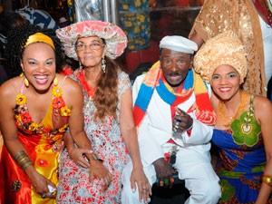 Elas cantam Riachão Bahia (Foto: Divulgação)