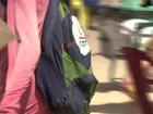 Crianças são flagradas trabalhando em praias da orla de Maceió
