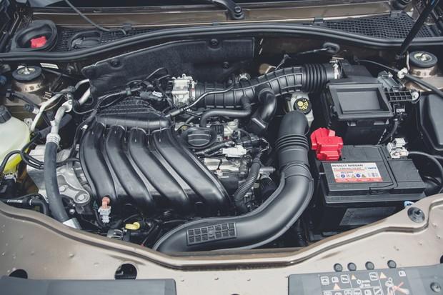 Renault Duster 1.6 16V Dynamique (Foto: Fábio Aro / Autoesporte)