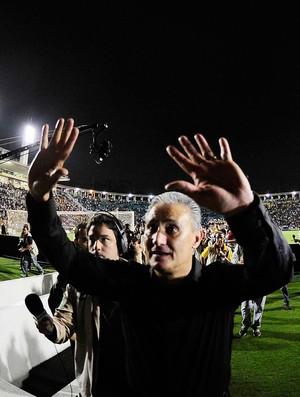 homenagem Tite Corinthians (Foto: Marcos Ribolli / Globoesporte.com)