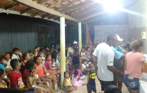 festa Francisco Massaranduba UFC