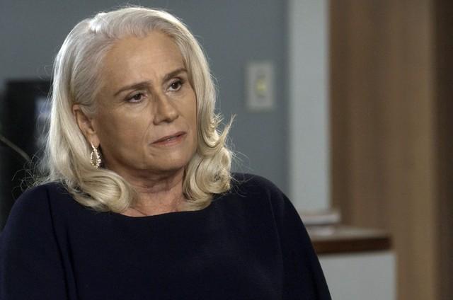 Magnólia (Vera Hotlz) (Foto: TV Globo)