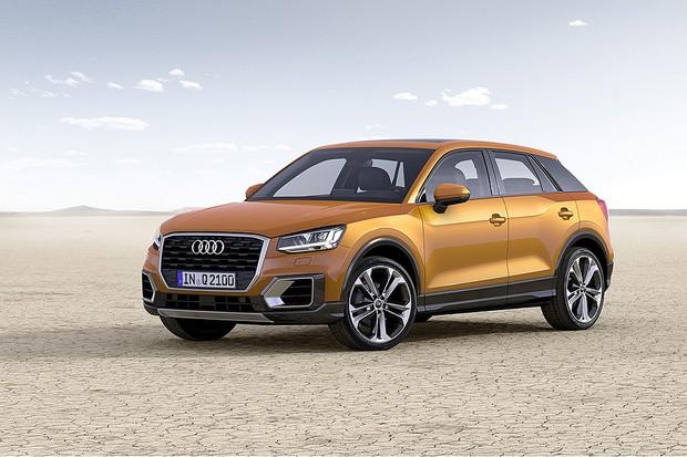 Audi Q2 (Foto: Audi)