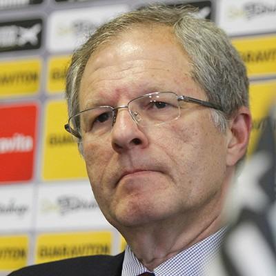 Carlos Eduardo Pereira, presidente do Botafogo (Foto: Luciano Belford / SSPress (Flickr do Botafogo))