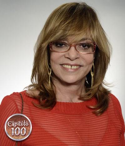Gloria Perez (Foto: Salve Jorge/TV Globo)
