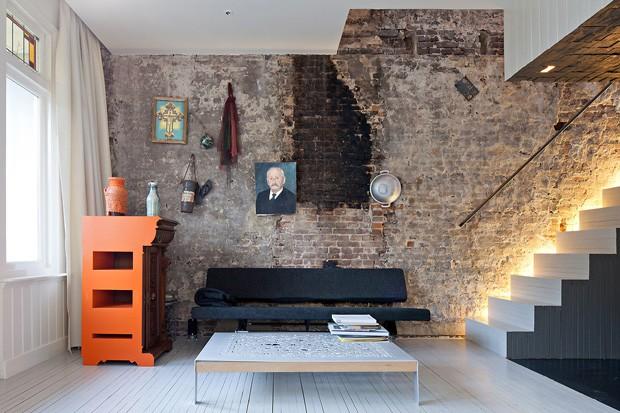 Designer refaz casa tradicional holandesa  Casa Vogue  Interiores