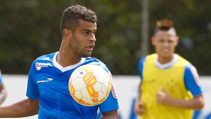 Alisson, meia do Cruzeiro (Foto: Washington Alves / Light Press)