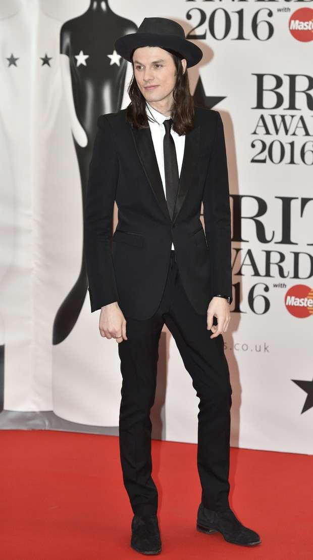 James Bay (Foto: Agência Getty Images)