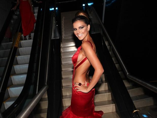 Mariana Rios em baile da gala da revista 'Vogue' em São Paulo (Foto: Manuela Scarpa/ Foto Rio News)