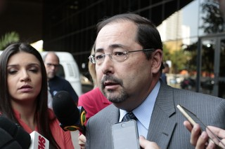 Celso Vilardi, advogado de Lírio Parisotto (Foto: Rafael Cusato/Brazil News)