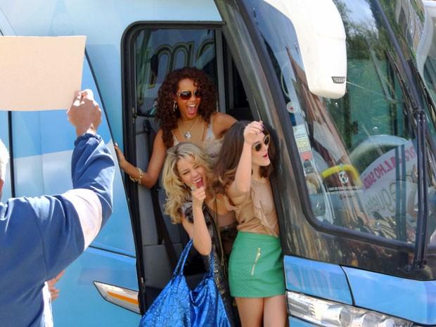 Elas voltaram (Foto: Cheias de Charme / TV Globo)