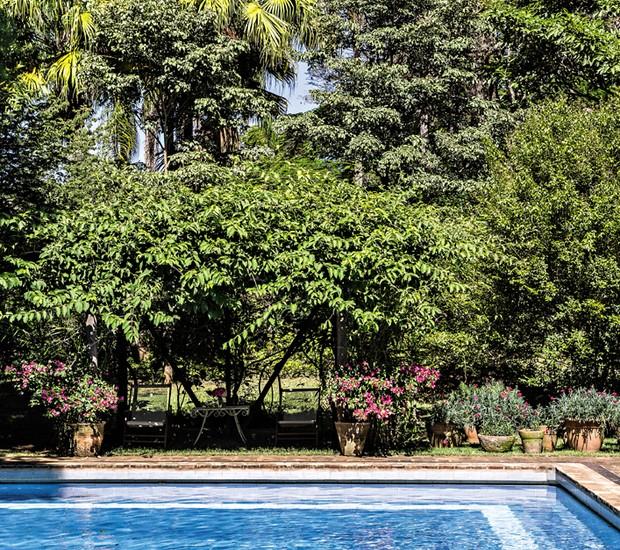 paisagismo_piscina (Foto: Edu Castello/Editora Globo)