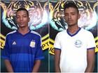Foragidos condenados por roubos são capturados pela Dicap em RR