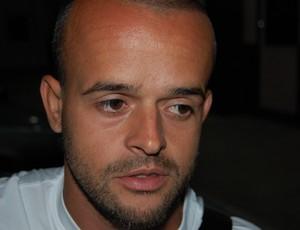 André Luiz, atacante do Treze (Foto: Silas Batista / Globoesporte.com/pb)