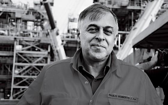 Paulo Roberto Costa, ex-diretor de abastecimento da Petrobras. Ele revelou os detalhes do esquema que tornaria a lava jato a maior investigação de corrupção do mundo (Foto: Blenda Souto Maior/DP/D.A Press)