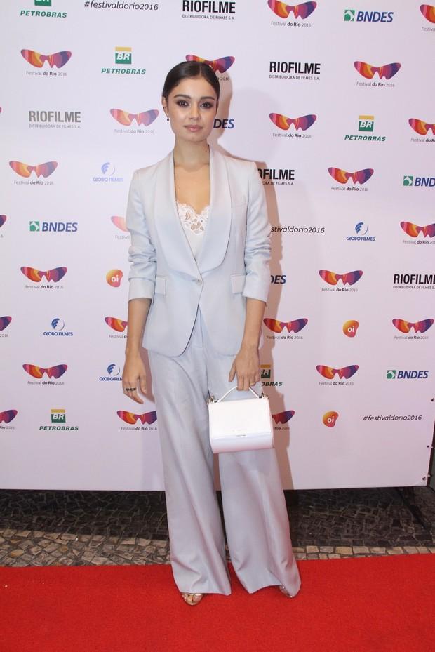 Sophie Charlotte no Festival do Rio (Foto: BRAZIL NEWS)