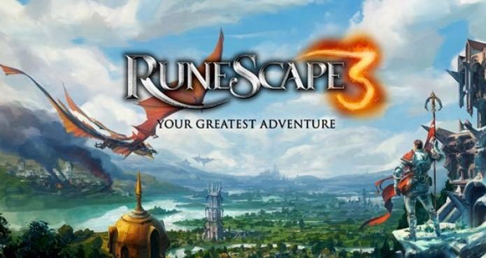 Runescape 3 pode ser jogado até pelo navegador (Foto: Divulgação/Jagex)