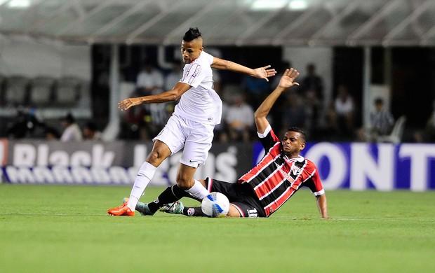 Geuvanio Santos x São Paulo (Foto: Marcos Ribolli)