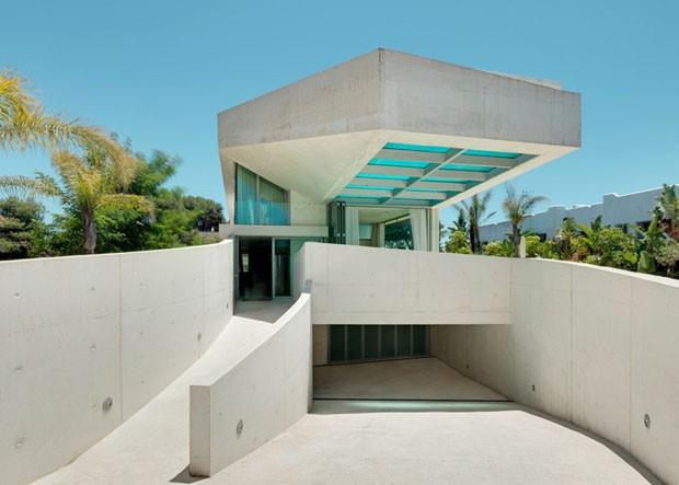 Piscina de vidro: veja 8 projetos deslumbrantes (Foto: Divulgação)