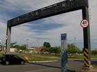 Sem manutenção, toda as barreiras de vias urbanas do DF são desligadas