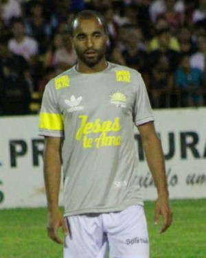 Jogo Contra a Fome em Teresina (Foto: Wenner Tito )