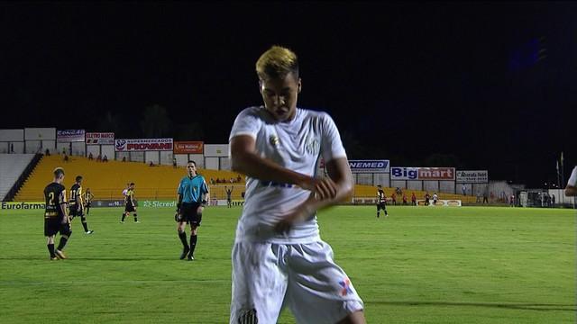 Aliança-CE x Santos - Copa SP de Futebol Júnior 2018 - globoesporte.com 9825ac28f89af