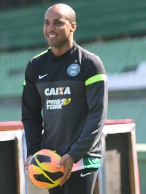 Deivid Coritiba (Foto: Divulgação / Site oficial do Coritiba)