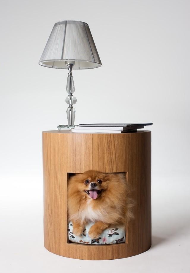 Tubehome da Coleção Pet Design, Marina Sá Interiores (R$900) (Foto: Reprodução)