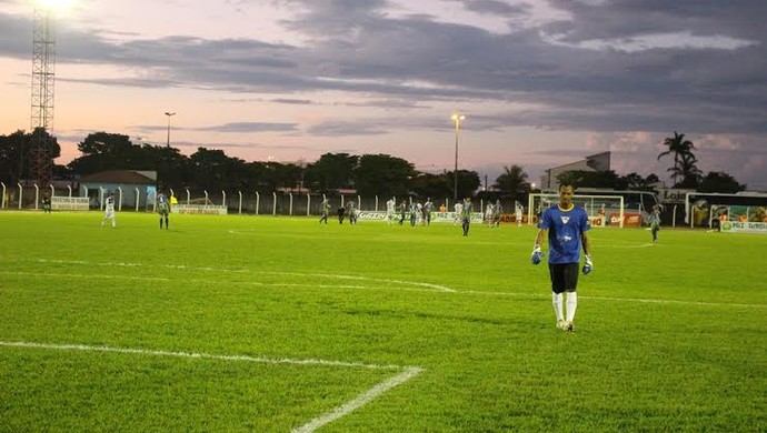 Final do Rondoniense (Foto: Larissa Vieira)