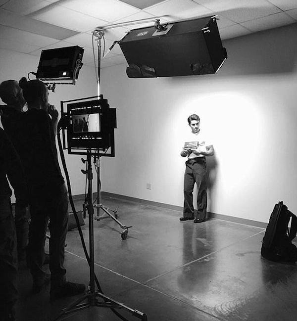 Zac Efron no papel do serial killer Ted Bundy (Foto: Instagram)