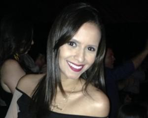 Maria Clara Jordão (Foto: Arquivo Pessoal)