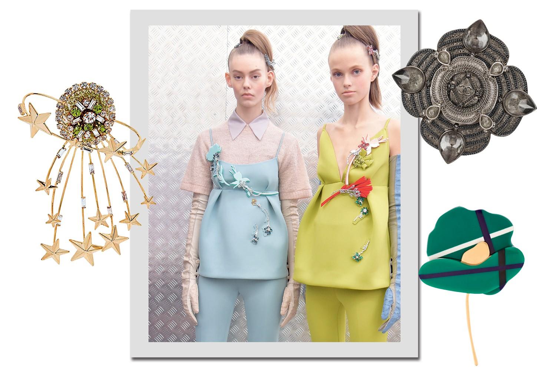 Alfinetada fashion: aposte nos broches para atualizar seu closet no verão