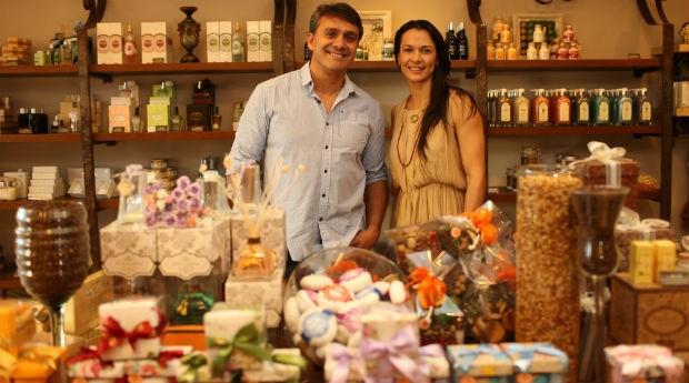 Mônica Burgos e Cesar Fávero, sócios da Avatim: faturamento de R$ 40 milhões (Foto: Avatim/Divulgação)