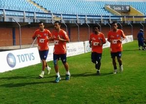 Avaí treinamento (Foto: Alceu Atherino/Avaí FC)