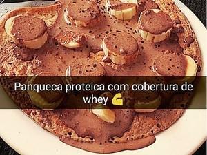 Juliane ensina receita saudáveis e gostosas pelo Instagram  (Foto: Juliane Costa/Arquivo Pessoal)