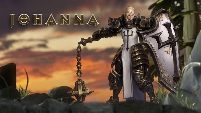 Johanna chega a Heroes of the Storm (Foto: Divulgação)
