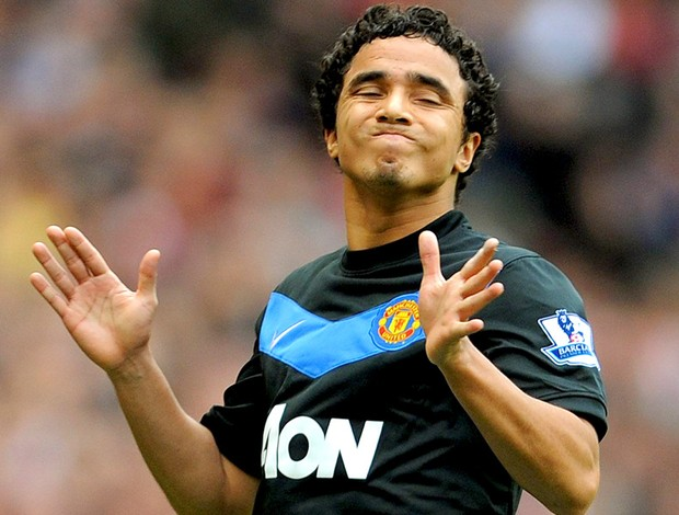 rafael manchester united (Foto: ag&#234;ncia Getty Images)
