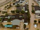 Chuvas afetam mais de 30 cidades do interior e da Grande São Paulo
