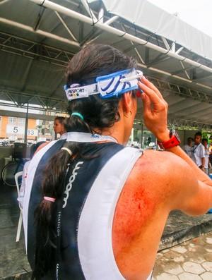 Carol Furriela, triatleta