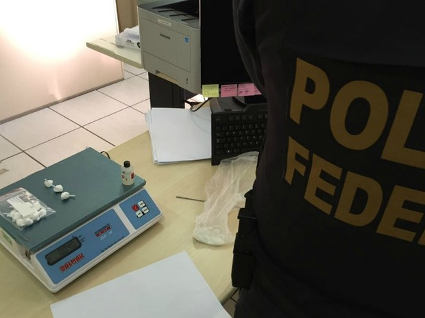 PF faz operação contra tráfico internacional de drogas no RS e SC (Foto: Polícia Federal/Divulgação)