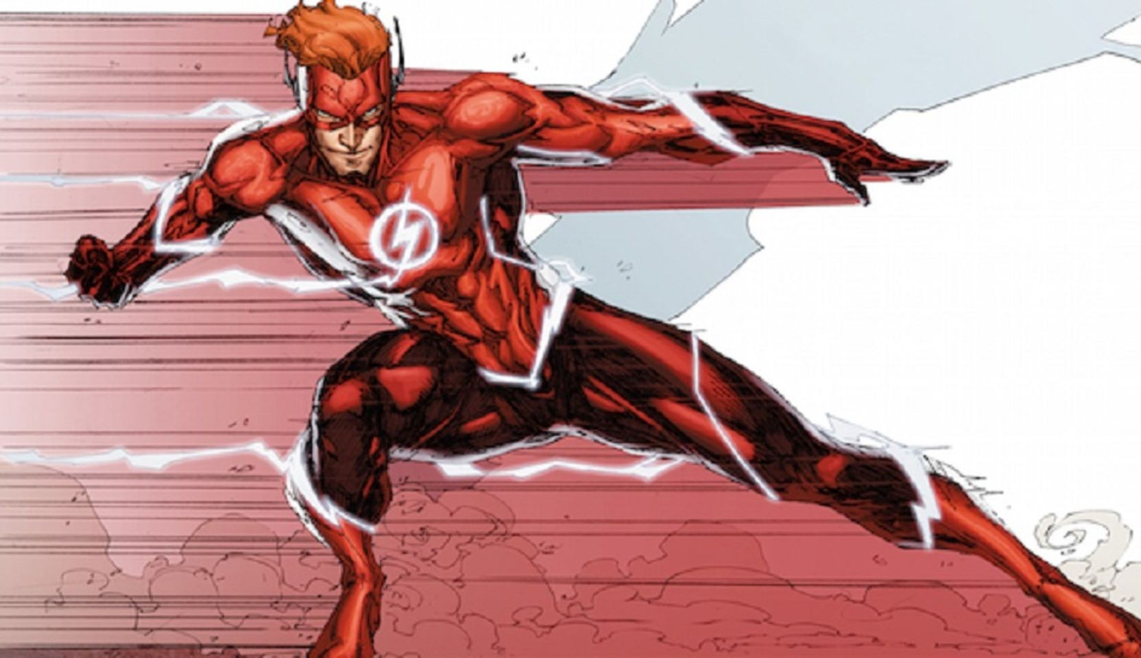 Wally West (Foto: Divulgao)